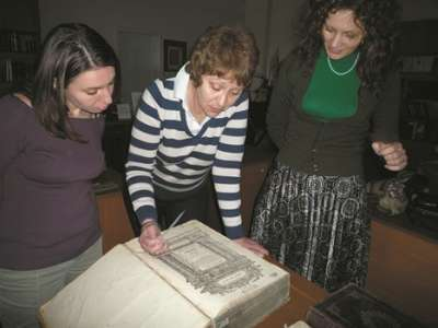 Judaica Collection at the Vernadsky National Library of Ukraine
