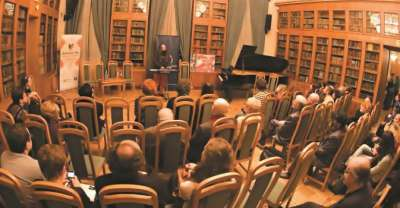 Twentieth Anniversary of the Return of Hebrew Books to Russia