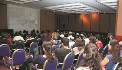 Seminar for Jewish Students in Berlin