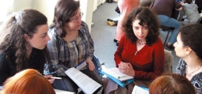 Advanced Programs at the Melamedia International Center for Informal Jewish Education