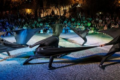 """Sea in Jerusalem"" – An Art Festival produced by the Mystorin Theater"