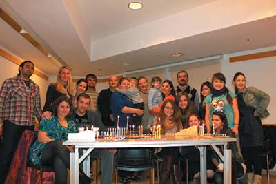 Building Pluralistic Jewish Leadership among Russian Speaking New Immigrants